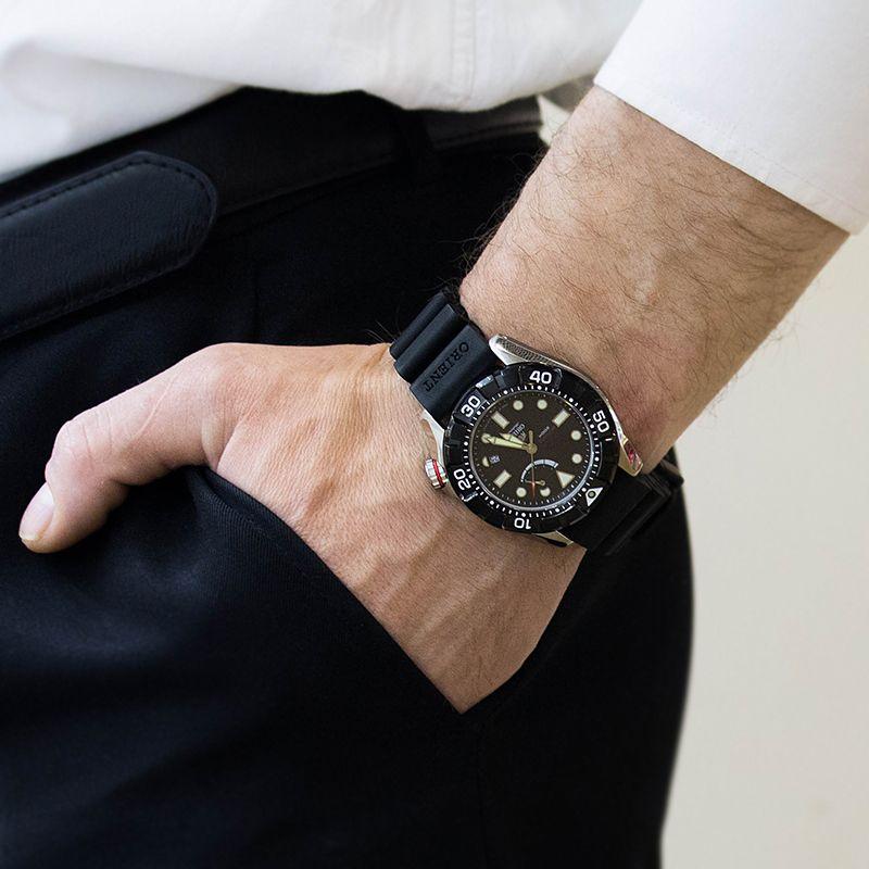 Мужские часы Orient EL03004B Женские часы Casio LTH-1060GL-7A
