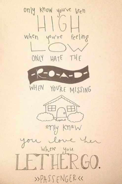 drawings quotes song lyrics lyric meaningful easy letting drawing sayings inspiring quote calligraphy songs goodmorningquote right wish
