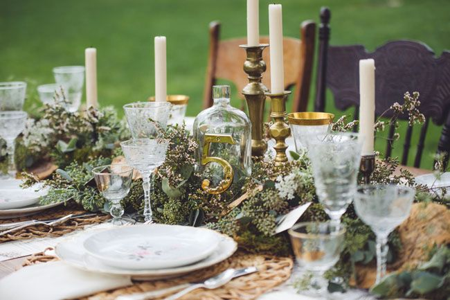 Fall Farm-Style or Italian Wedding Inspiration. Outdoors with Family Friends to celebrate.