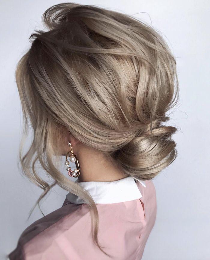 Top 5 wedding hair trends for 2019 – Frisuren – #Frisuren #Hair #Top #Trends #We…