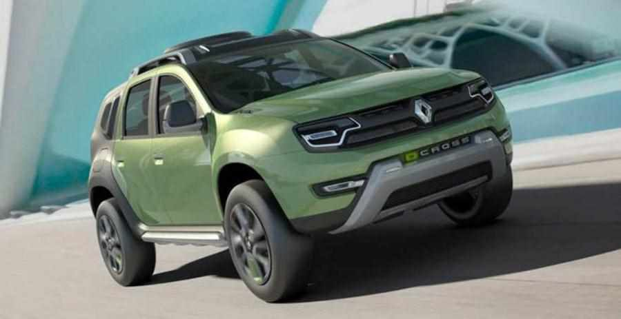 New Renault Duster 2019-2020  5dc5e5fff2bc