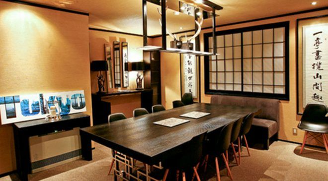 Japanese Dining Room | Dining Room | Pinterest | Japanese ...