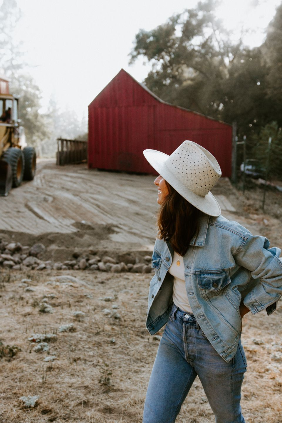 That Ranch Life Visiting Stoney Creek Alicia Lund Ranch Fashion Ranch Life Ranch Outfits