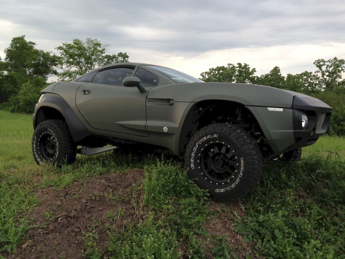 Off road vehicle laws
