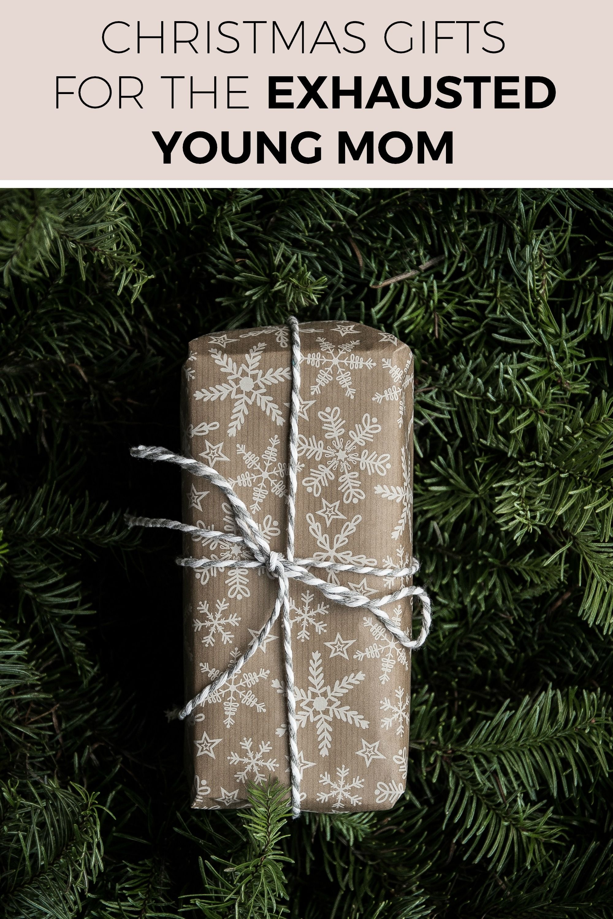 The Best Christmas Gift Ideas for Young Moms | Simple Moments Stick ...