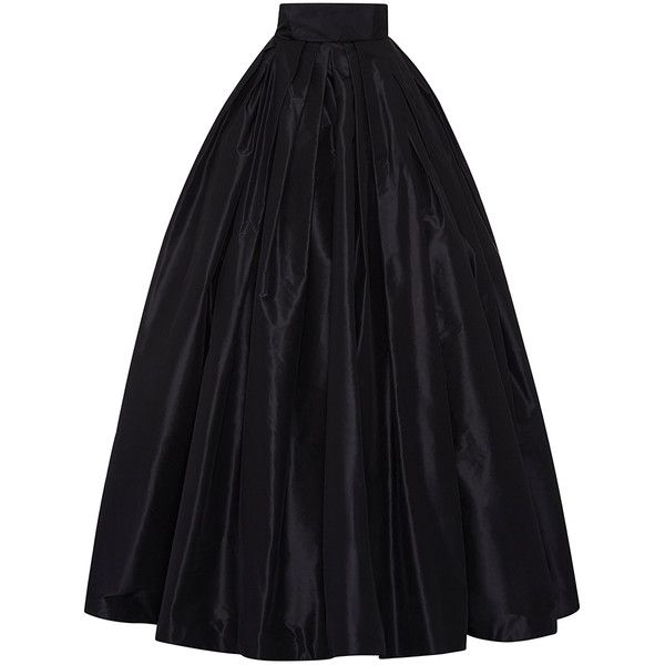 Naeem Khan Taffeta Ball Skirt ($3,990) ❤ liked on Polyvore ...