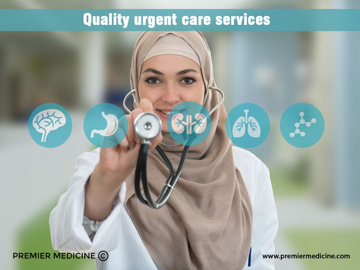 Quality urgent care services for all your urgent medical