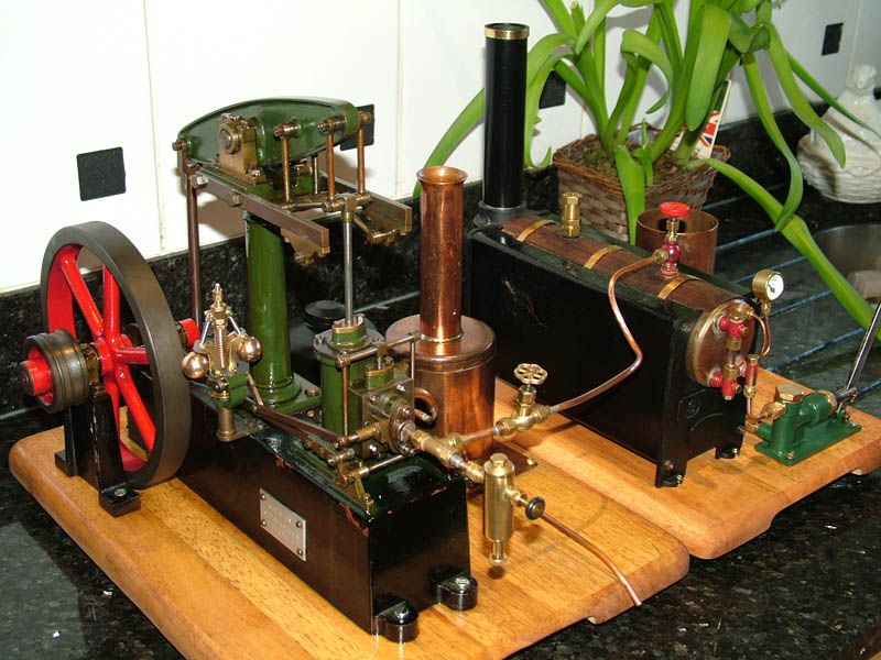 Stuart Turner Steam Model Engine Engineering Steam Engine Steam