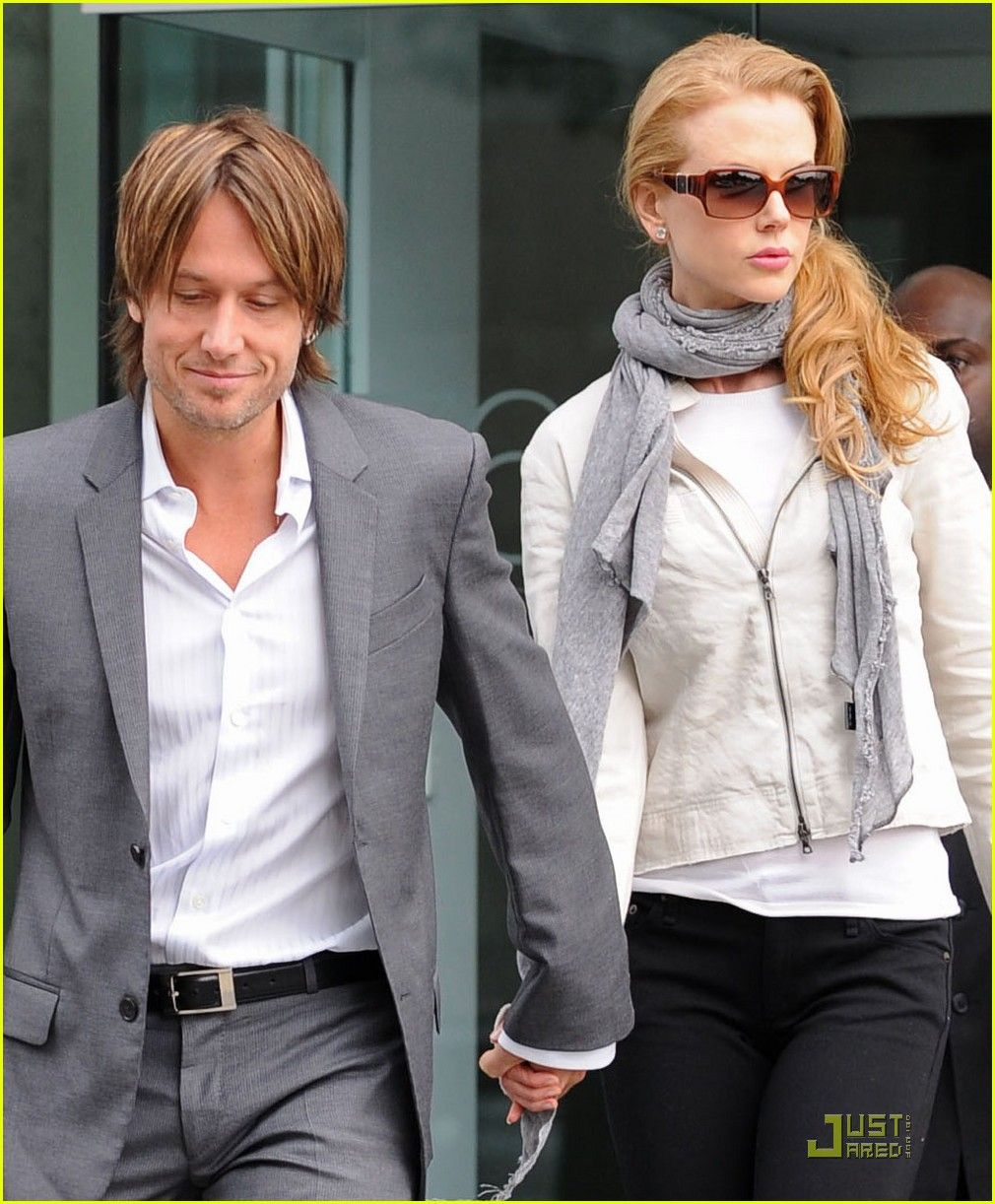 Relationship Advice From Keith Urban And Nicole Kidman: Keith Urban And Nicole Kidman..... They Obviously Love
