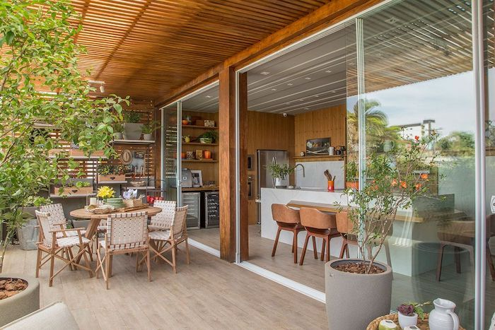 Outdoorküche Holz Gebraucht : ▷ 1001 ideen und bilder zum thema außenküche selber bauen