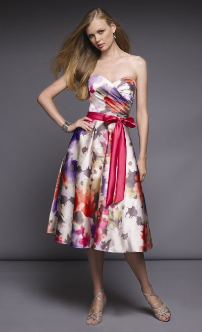 Beautiful Floral Print Dresses