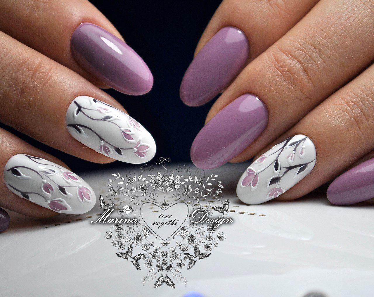Marina Design | ВКонтакте | маникюр | Pinterest | Manicure, Nail ...