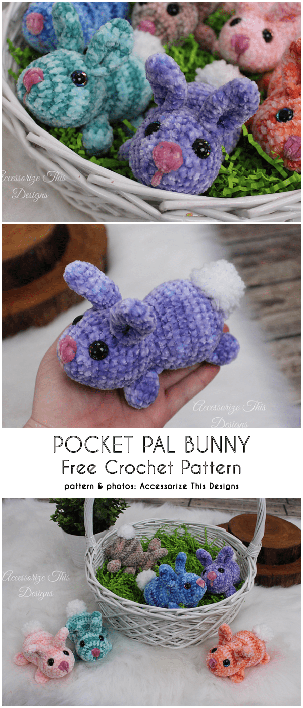 Easter Decorations, Free Crochet Patterns