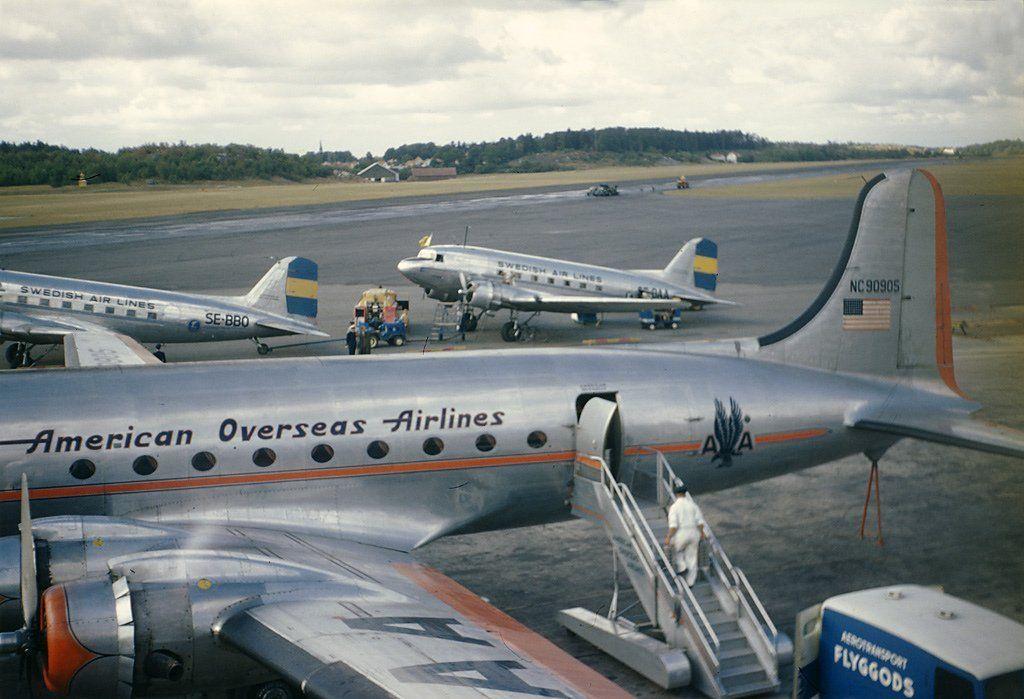 Amazon.de: POSTER A3 Sweden Stockholm, Bromma, Uppland, Aircraft Bromma Airport near Stockholm City.