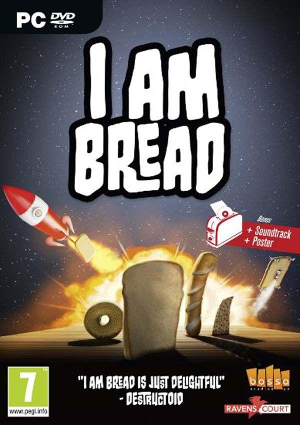 Скачать игру i am bread на пк.