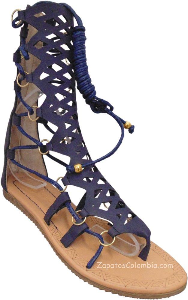 Sandalias romanas negras sandalias planas con cremallera para mujeres Entrega rápida Precio barato Auténtico en línea Descuento confiable t82HGK6