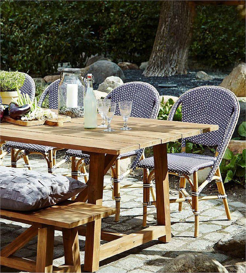 Sika Design Set Gartenmöbel Sofie George Terasse Teak