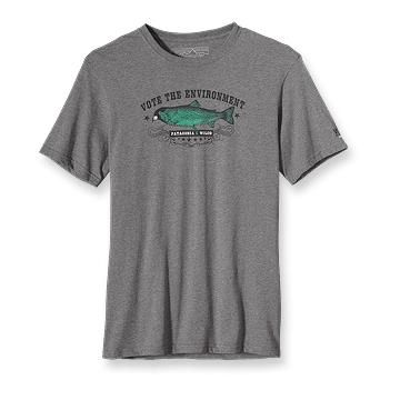 Patagonia Men's Vote The Environment - Wilco T-Shirt