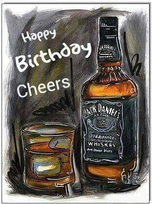 Pin By Diane Mcginnis On Happy Birthday Birthday Cheers Happy Birthday Cheers Happy Birthday Man