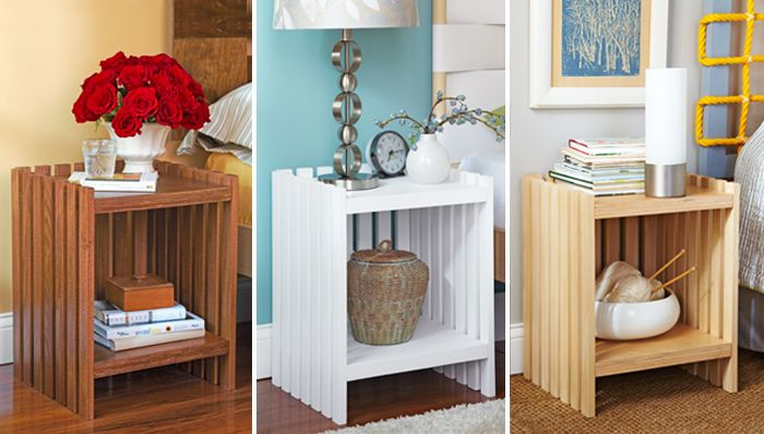 1 side table 3 ways