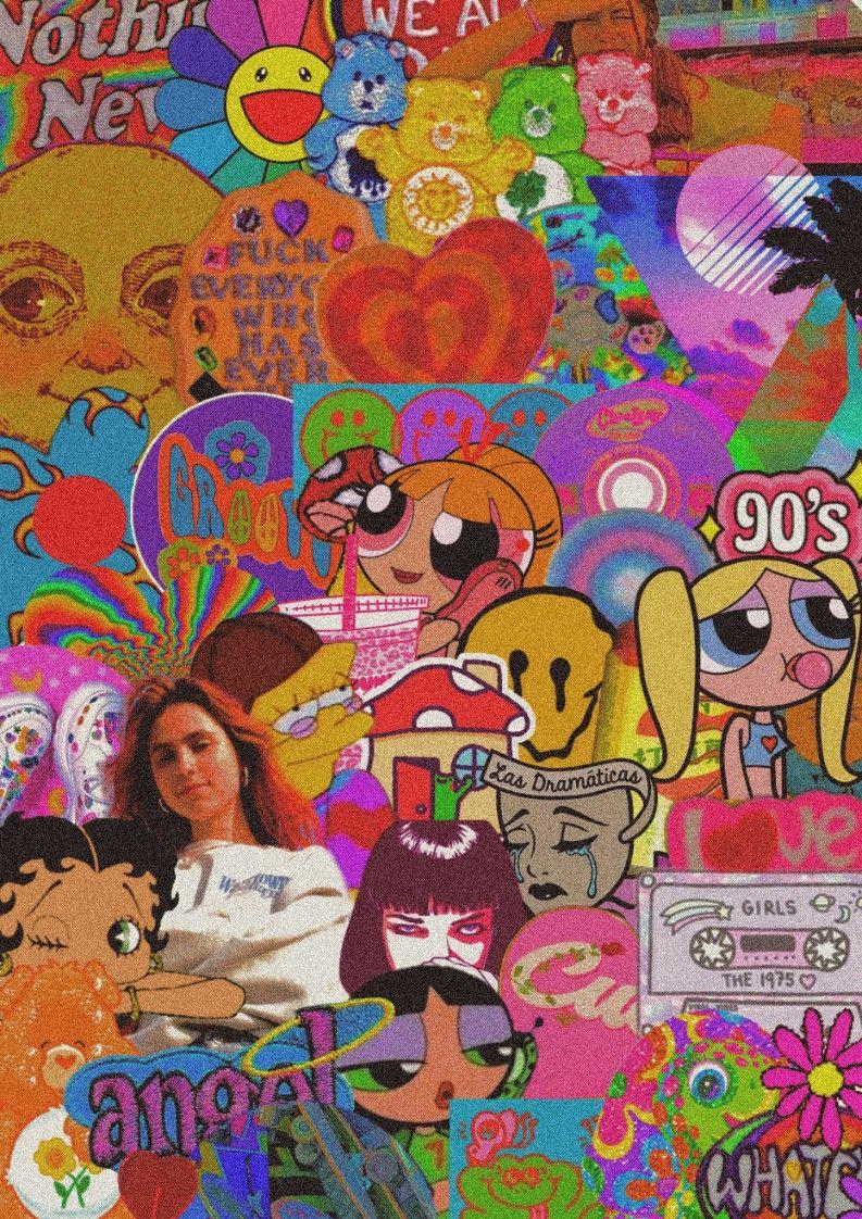 Indie Kid Cute Cartoon Wallpapers Indie Kids Edgy Wallpaper