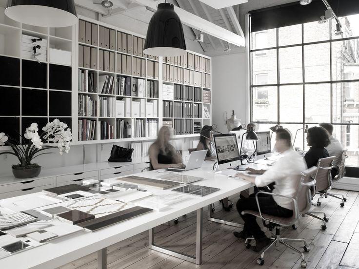 Modest Architecture Office Design 7 이미지 포함 기업 사무실