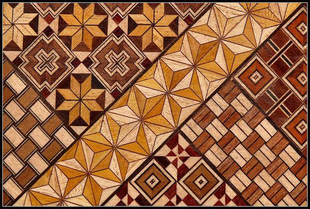 mosaic japan_Yoseki, ancient Japanese wooden mosaic via dpchallenge.com | Mosaic, Wood mosaic ...