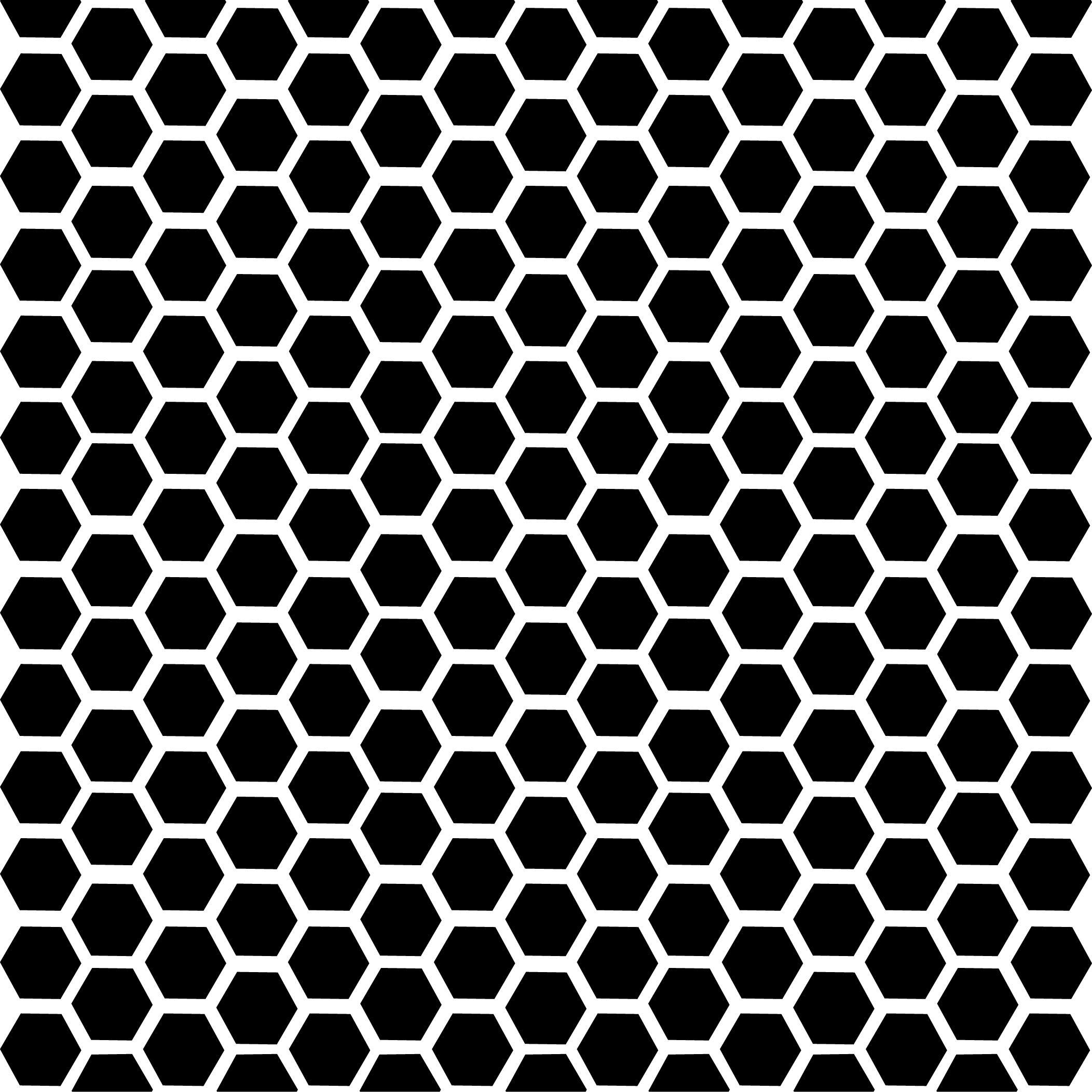 Honeycomb Pattern Illustrator   www.imgkid.com - The Image ...