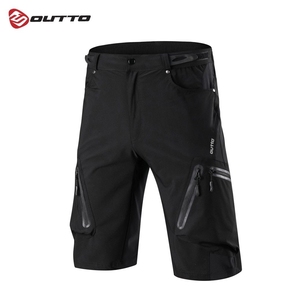 Men/'s Cycling Shorts breathable Downhill MTB Bike trouser outdoor Sports Clothes