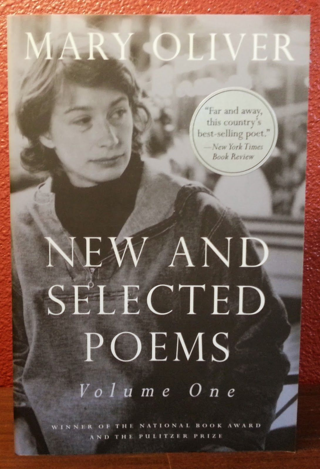 Mary Oliver New And Selected Poems 1