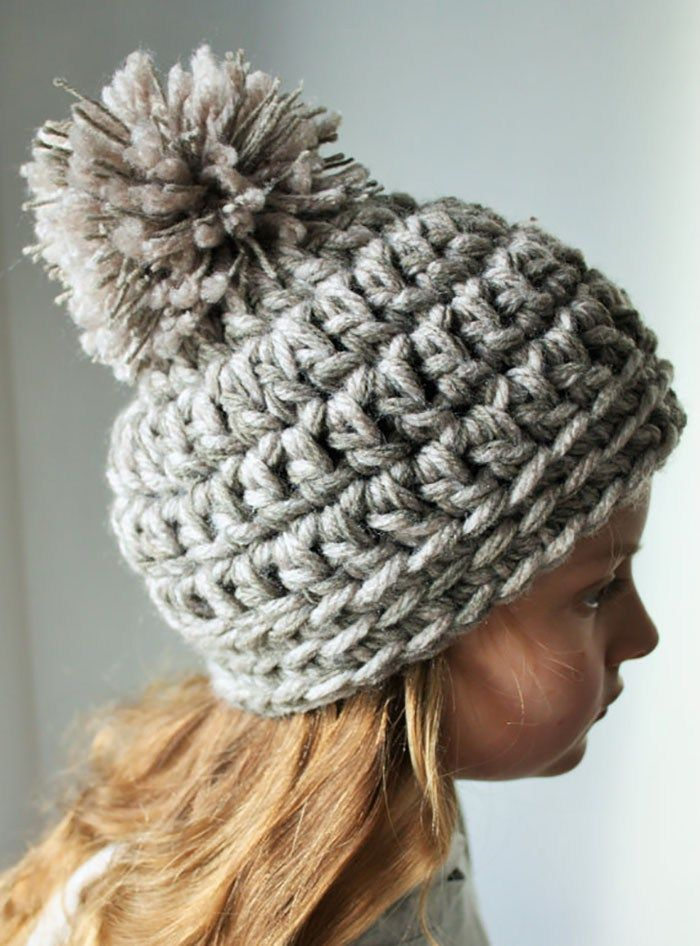 Only The Best Crochet Hat Patterns Slouch Hats Crochet And Twine
