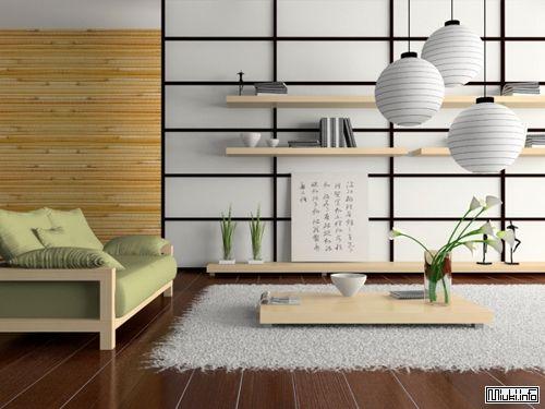 стиль японский в интерьере фото