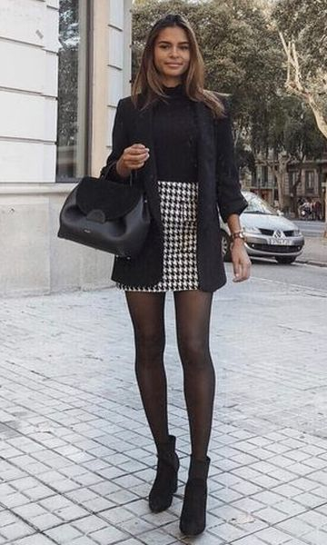 Photo of #Arten #blazer outfit 2019 #pantyhose #wearing #to 8 maneiras de usar a meia c… fashion #nail – nail
