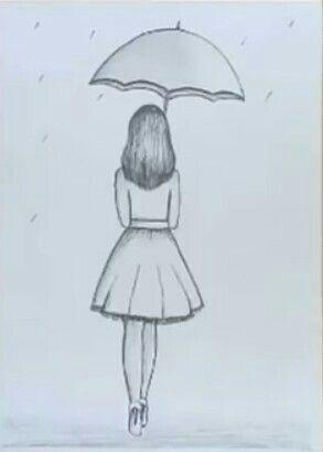 Pin By Jhanvika S On الرسم بقلم الرصاص Girl Drawing Sketches Art Drawings Sketches Simple Beauty Art Drawings