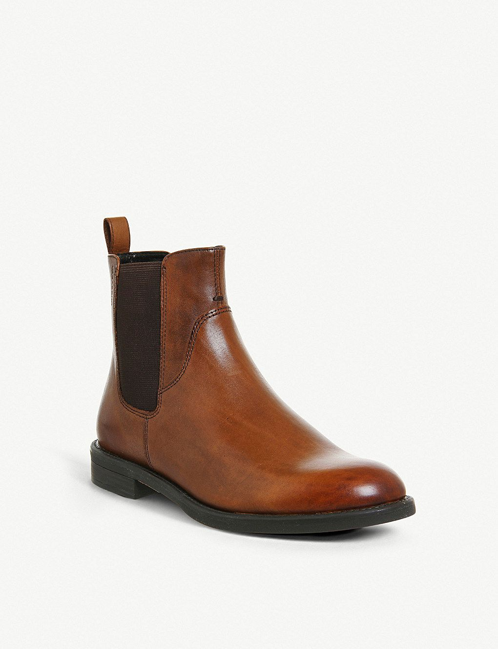 1118bcc9034 VAGABOND Amina Chelsea leather boots | Shopping | Boots, Leather ...