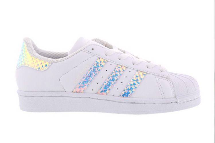Adidas Superstar Iridescent 3D Shoes