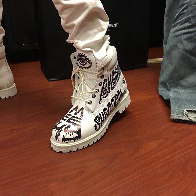 Clothes · Meechy Darko's footwear ...