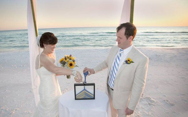 70+ Ideas For Beach Weddings
