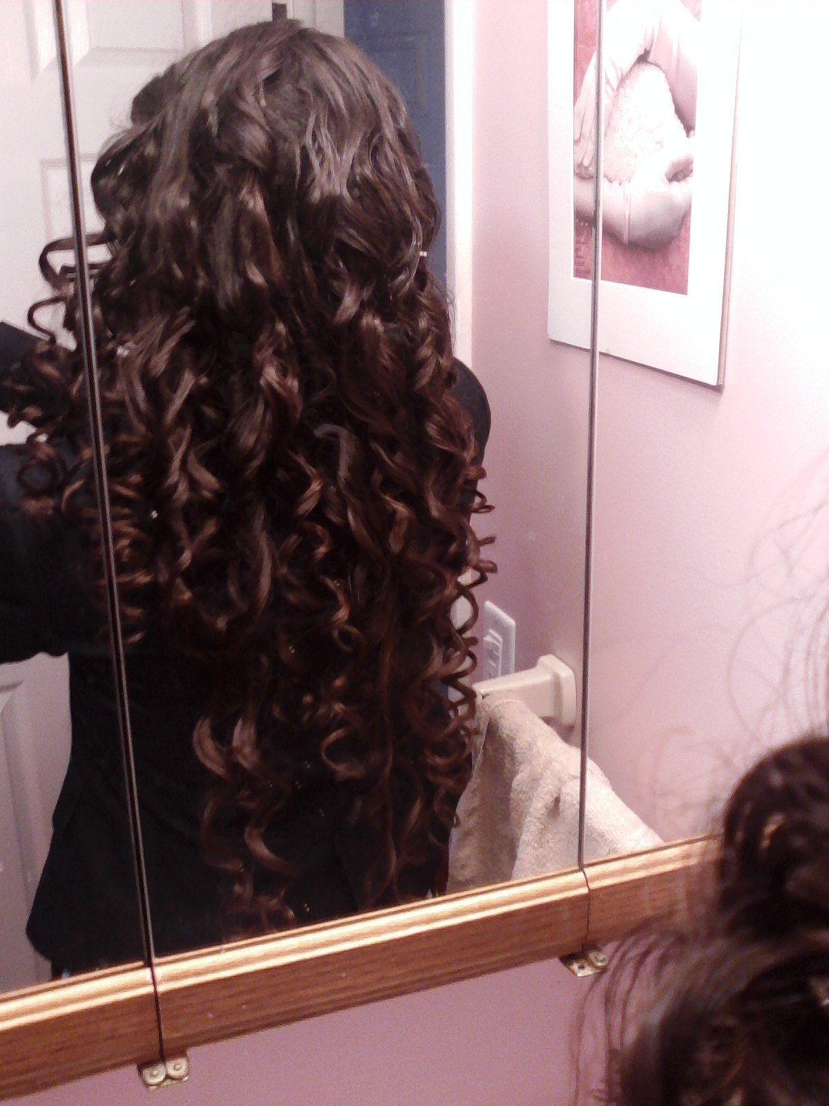 Ha Hair Accessories For Apostolic Long Hair - Apostolic hairstyles hair pinterest curls my hair and hair
