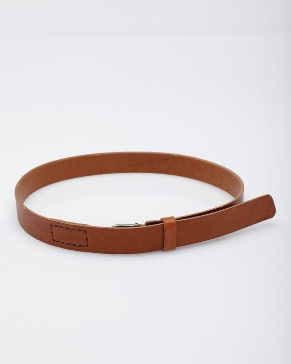 Mechanics Belt In Tan