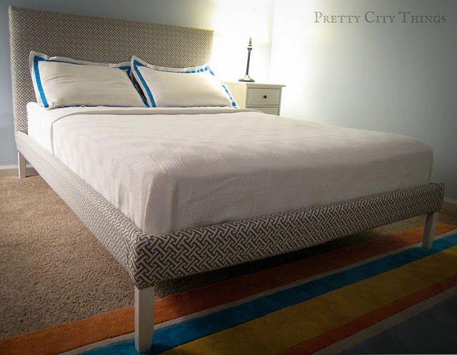 Upholstered Fjellse Ikea Bed Frames Upholstered Bed Frame Bed