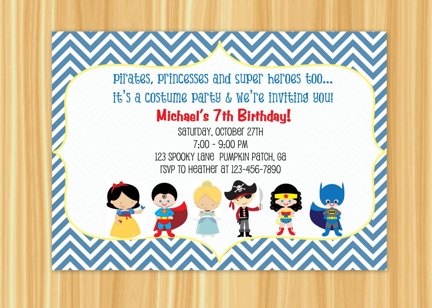 Costume Party Invitations to inspire you in making awesome party ...