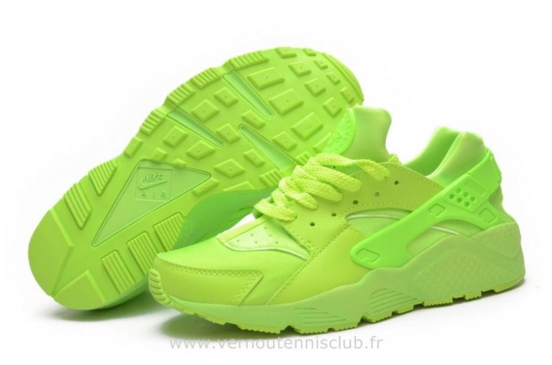 official photos 80bbc 4f713 Nike Air Huarache 2015 grand spectacle vert