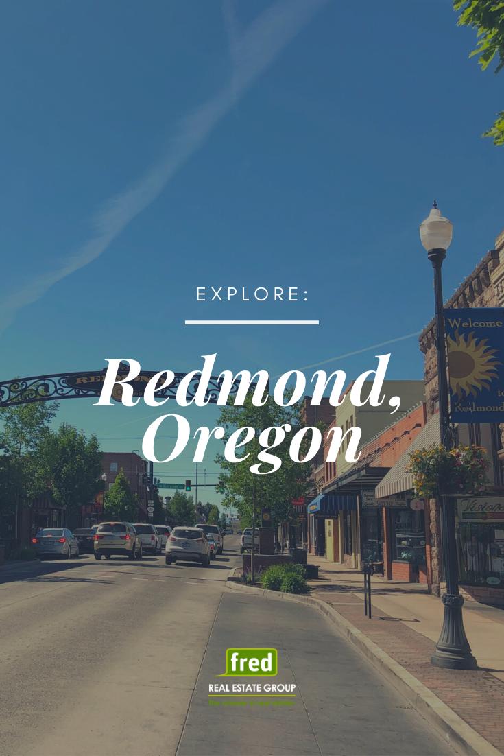 COMMUNITY SPOTLIGHT | Redmond, Oregon