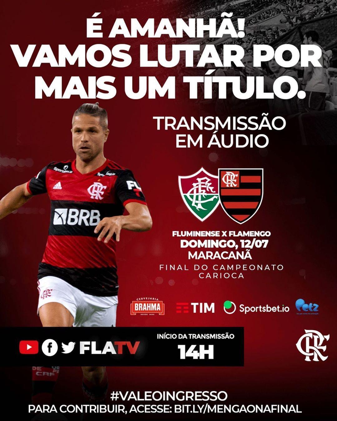 27 2 Mil Curtidas 604 Comentarios Flamengo Flamengo No Instagram E Amanha Nacao O Mengao Enfrenta O Fluminense No Maraca Pelo Primeiro Jogo Da Fin