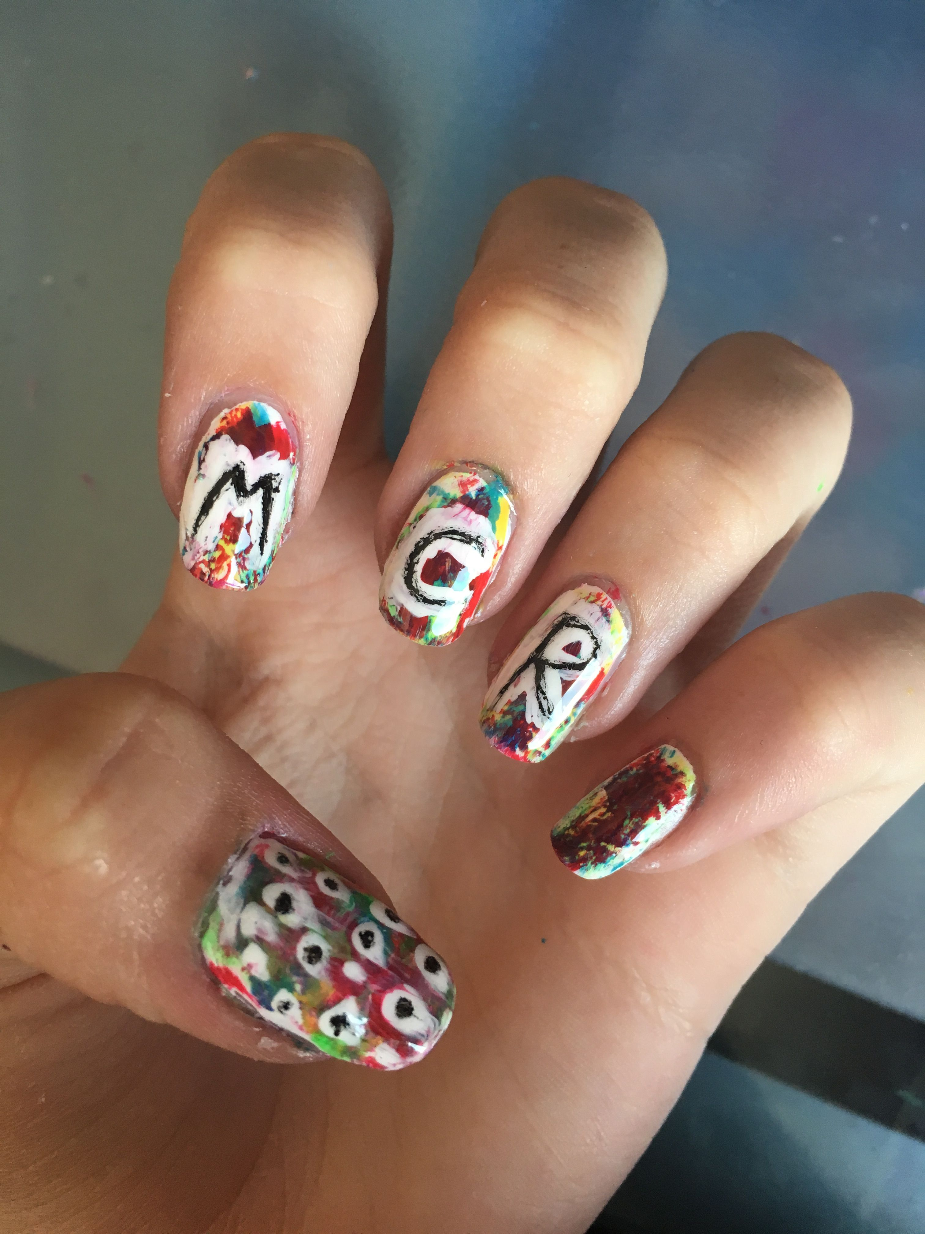 My sick nails emo boys pinterest sick and emo bands