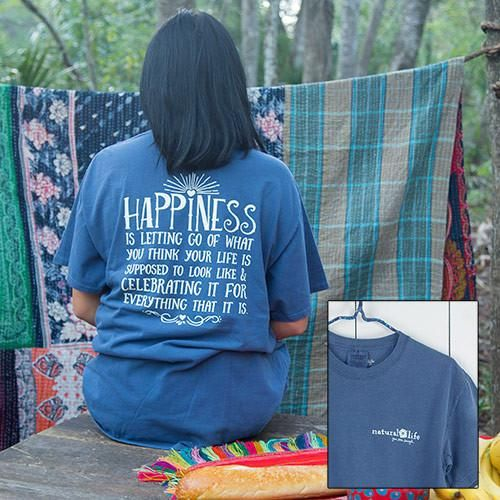 Happiness Comfy Tee