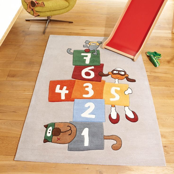 Sigi Kids Range Will Bring Hours Of Fun With The Playful Hop Scotch Design In A Selection Bright Colours