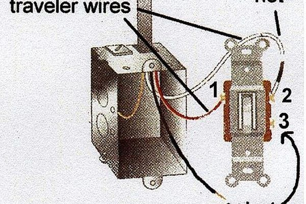 Swell How To Wire A 3 Way Light Switch Electrical Electrical Switches Wiring Cloud Cosmuggs Outletorg