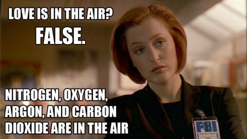 That's Scully